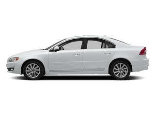 Crystal White Pearl 2015 Volvo S80 Pictures S80 Sedan 4D T6 Platinum AWD Turbo photos side view