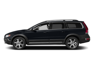 Black Sapphire Metallic 2015 Volvo XC70 Pictures XC70 Wagon 4D T6 Platinum AWD Turbo photos side view