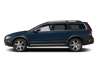 Caspian Blue Metallic 2015 Volvo XC70 Pictures XC70 Wagon 4D T6 Platinum AWD Turbo photos side view