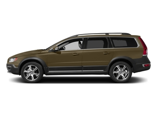 Twilight Bronze Metallic 2015 Volvo XC70 Pictures XC70 Wagon 4D T6 Platinum AWD Turbo photos side view