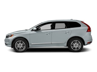Ice White 2015 Volvo XC60 Pictures XC60 Utility 4D T5 Platinum AWD I5 Turbo photos side view