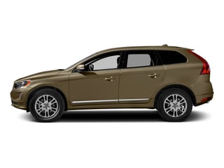 Twilight Bronze Metallic 2015 Volvo XC60 Pictures XC60 Utility 4D T5 Platinum AWD I5 Turbo photos side view