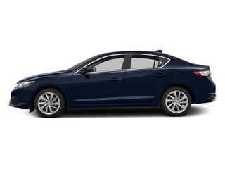Catalina Blue Pearl 2016 Acura ILX Pictures ILX Sedan 4D I4 photos side view
