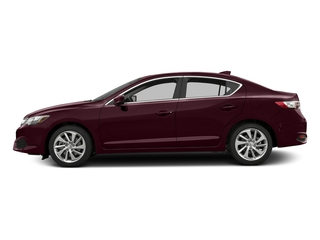 Basque Red Pearl II 2016 Acura ILX Pictures ILX Sedan 4D I4 photos side view