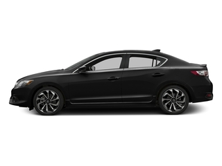 Crystal Black Pearl 2016 Acura ILX Pictures ILX Sedan 4D Premium A-SPEC I4 photos side view