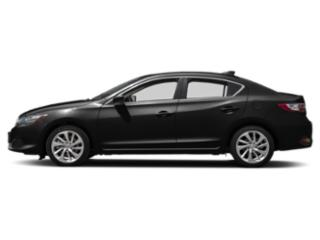 Crystal Black Pearl 2016 Acura ILX Pictures ILX Sedan 4D Technology Plus I4 photos side view