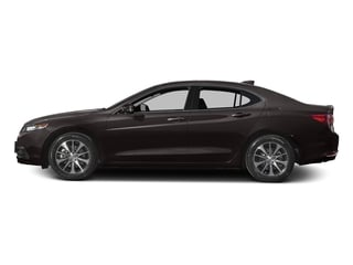 Black Copper Pearl 2016 Acura TLX Pictures TLX Sedan 4D Technology I4 photos side view
