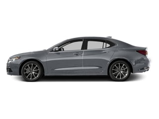 Slate Silver Metallic 2016 Acura TLX Pictures TLX Sedan 4D V6 photos side view