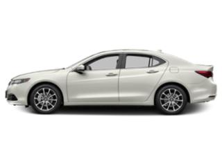 Bellanova White Pearl 2016 Acura TLX Pictures TLX Sedan 4D Technology V6 photos side view
