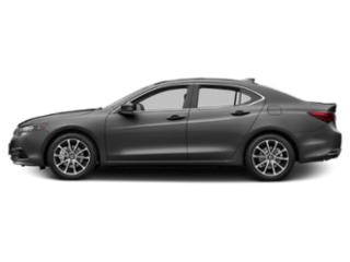 Graphite Luster Metallic 2016 Acura TLX Pictures TLX Sedan 4D Technology V6 photos side view
