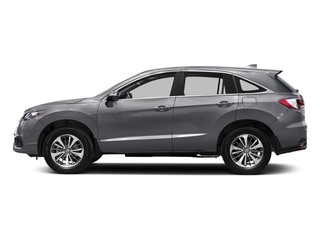 Slate Silver Metallic 2016 Acura RDX Pictures RDX Utility 4D Advance 2WD V6 photos side view