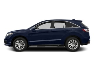 Fathom Blue Pearl 2016 Acura RDX Pictures RDX Utility 4D Technology AWD V6 photos side view