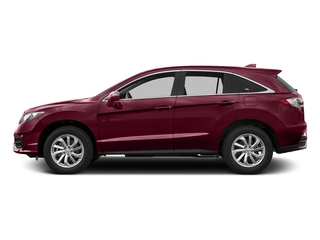 Basque Red Pearl II 2016 Acura RDX Pictures RDX Utility 4D Technology AWD V6 photos side view