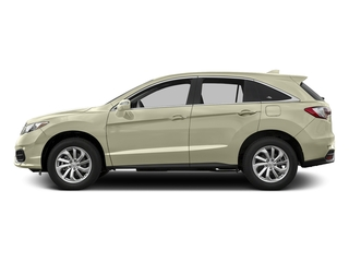 White Diamond Pearl 2016 Acura RDX Pictures RDX Utility 4D Technology AWD V6 photos side view