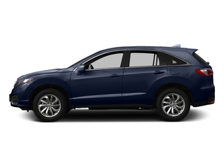 Fathom Blue Pearl 2016 Acura RDX Pictures RDX Utility 4D Technology 2WD V6 photos side view