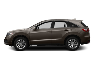 Kona Coffee Metallic 2016 Acura RDX Pictures RDX Utility 4D Technology 2WD V6 photos side view