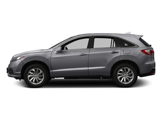 Slate Silver Metallic 2016 Acura RDX Pictures RDX Utility 4D Technology 2WD V6 photos side view