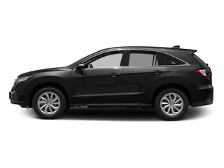Crystal Black Pearl 2016 Acura RDX Pictures RDX Utility 4D 2WD V6 photos side view