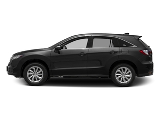 Graphite Luster Metallic 2016 Acura RDX Pictures RDX Utility 4D 2WD V6 photos side view