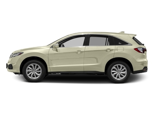 White Diamond Pearl 2016 Acura RDX Pictures RDX Utility 4D 2WD V6 photos side view