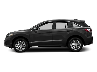 Graphite Luster Metallic 2016 Acura RDX Pictures RDX Utility 4D AWD V6 photos side view