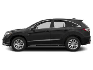 Graphite Luster Metallic 2016 Acura RDX Pictures RDX Utility 4D Technology AWD V6 photos side view