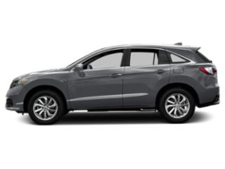 Slate Silver Metallic 2016 Acura RDX Pictures RDX Utility 4D AWD V6 photos side view