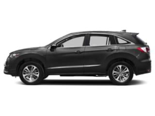 Graphite Luster Metallic 2016 Acura RDX Pictures RDX Utility 4D Advance 2WD V6 photos side view