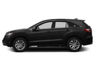 Crystal Black Pearl 2016 Acura RDX Pictures RDX Utility 4D Technology 2WD V6 photos side view