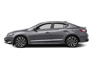 Slate Silver Metallic 2016 Acura ILX Pictures ILX Sedan 4D Technology Plus A-SPEC I4 photos side view