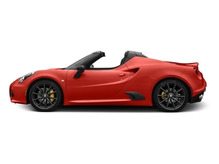 Rosso Alfa 2016 Alfa Romeo 4C Pictures 4C Convertible 2D Spyder I4 Turbo photos side view