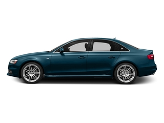 Utopia Blue Metallic 2016 Audi A4 Pictures A4 Sedan 4D 2.0T Premium 2WD photos side view