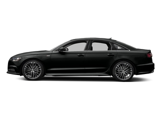 Mythos Black Metallic 2016 Audi A6 Pictures A6 Sedan 4D 2.0T Premium Plus 2WD photos side view