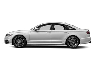 Glacier White Metallic 2016 Audi A6 Pictures A6 Sedan 4D 2.0T Premium Plus 2WD photos side view