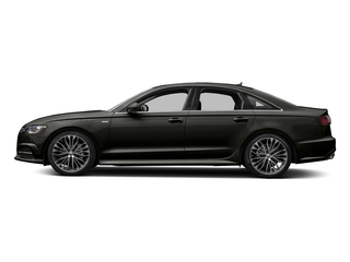 Havanna Black Metallic 2016 Audi A6 Pictures A6 Sedan 4D 2.0T Premium Plus AWD photos side view