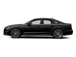Brilliant Black 2016 Audi A6 Pictures A6 Sedan 4D 2.0T Premium Plus 2WD photos side view