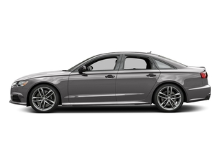 Florett Silver Metallic 2016 Audi S6 Pictures S6 Sedan 4D S6 Premium Plus AWD photos side view