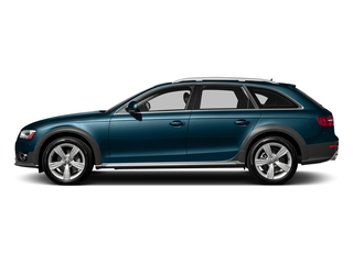 Utopia Blue Metallic 2016 Audi allroad Pictures allroad Wagon 4D Premium AWD I4 Turbo photos side view