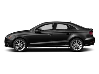 Brilliant Black 2016 Audi A3 Pictures A3 Sedan 4D TDI Premium Plus 2WD Turbo photos side view
