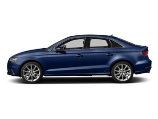 Scuba Blue Metallic 2016 Audi A3 Pictures A3 Sedan 4D TDI Premium Plus 2WD Turbo photos side view