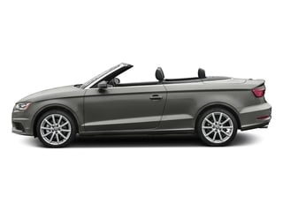 Lotus Gray Metallic/Black Roof 2016 Audi A3 Pictures A3 Conv 2D 2.0T Premium Plus S-Line AWD photos side view