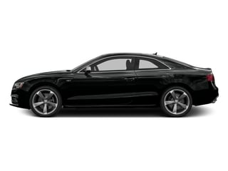 Mythos Black Metallic 2016 Audi S5 Pictures S5 Coupe 2D S5 Prestige AWD photos side view