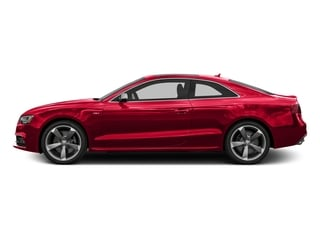Misano Red Pearl Effect 2016 Audi S5 Pictures S5 Coupe 2D S5 Prestige AWD photos side view
