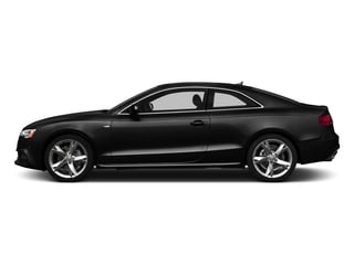 Brilliant Black 2016 Audi A5 Pictures A5 Coupe 2D Premium Plus AWD photos side view