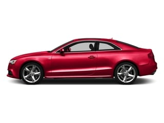Misano Red Pearl Effect 2016 Audi A5 Pictures A5 Coupe 2D Premium Plus AWD photos side view
