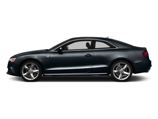 Moonlight Blue Metallic 2016 Audi A5 Pictures A5 Coupe 2D Premium Plus AWD photos side view