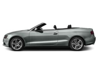 Monsoon Gray Metallic/Black Roof 2016 Audi A5 Pictures A5 Convertible 2D Premium Plus AWD photos side view