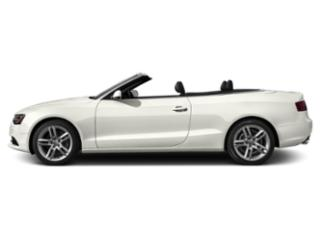 Ibis White/Black Roof 2016 Audi A5 Pictures A5 Convertible 2D Premium Plus AWD photos side view