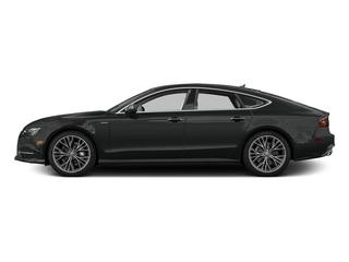 Mythos Black Metallic 2016 Audi A7 Pictures A7 Sedan 4D 3.0T Premium Plus AWD photos side view