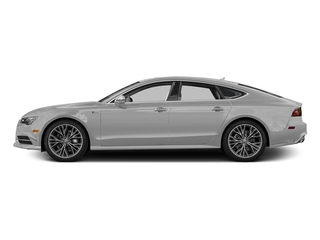 Glacier White Metallic 2016 Audi A7 Pictures A7 Sedan 4D 3.0T Premium Plus AWD photos side view